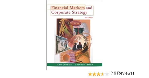 Financial markets corporate strategy 9780072294330 economics financial markets corporate strategy 9780072294330 economics books amazon fandeluxe