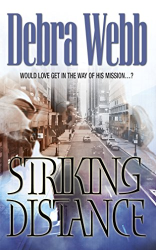 Striking Distance (Colby Agency) by Harlequin Author Spotlight