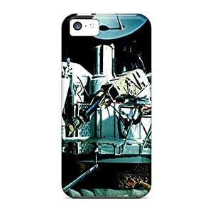 Awesome Design Satellite Hard Cases Covers For Iphone 5c