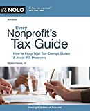 img - for Every Nonprofit's Tax Guide: How to Keep Your Tax-Exempt Status and Avoid IRS Problems book / textbook / text book