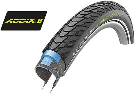 Schwalbe Marathon E-Plus 50-584 - Cubierta antipinchazos para Bicicleta (27,5 x 2,0 cm): Amazon.es: Deportes y aire libre
