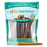 Cheap Best Bully Sticks USA 6-inch Bully Sticks (18 Pack), Made in USA, All-Natural, Grass-Fed, Free-Range, Superior Rawhide Alternative Dog Treat Chews