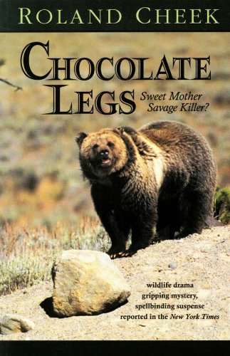 Book: Chocolate Legs by Roland Cheek