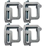 Tite-Lok Tl-2002 Truck Cap Topper Mounting Clamp (4 Pack)