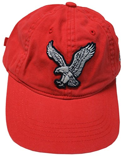 American Eagle Outfitters Men's Emblem Logo Hat Red