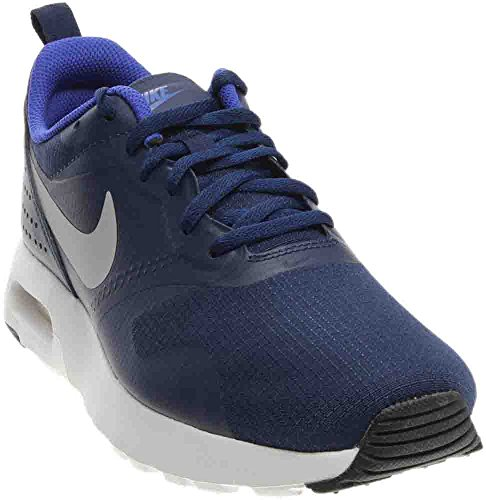 Nike Air Max Tavas (Gs), Zapatillas de Running Niños Binary Blue Wolf Grey