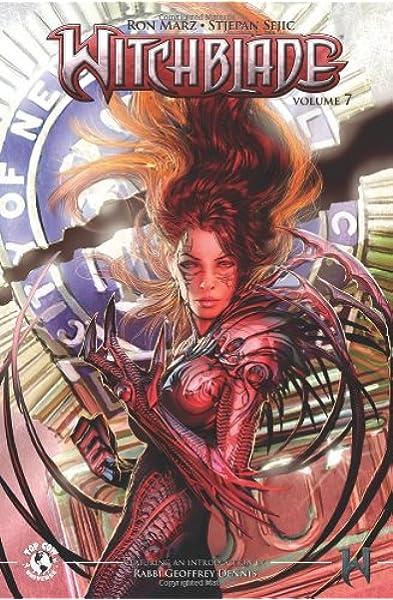 Witchblade Volume 7: 07: Amazon.es: Marz, Ron, Levin, Rob ...