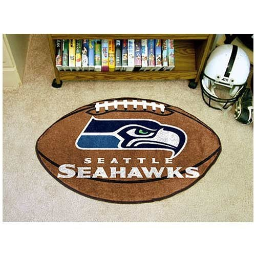 Seattle Seahawks Football Rug 22