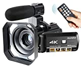 Video Camera Camcorder Besteker 4k Ultra-HD Recorder 24MP - Best Reviews Guide