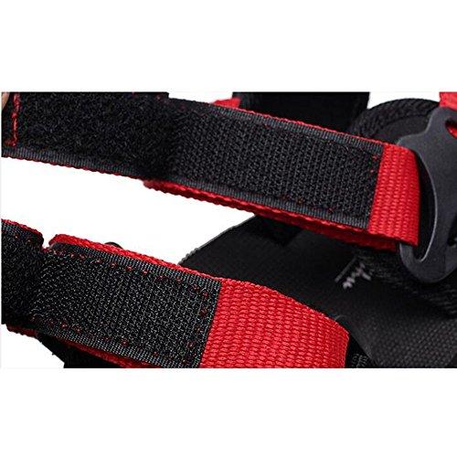 Couleur Sandales Chaussons Couple Chaussures Décontractées Sandales Rouge Pantoufles Plage taille 42 Rouge ZHANGRONG Antidérapantes Sandales De xPpdwEpI0q