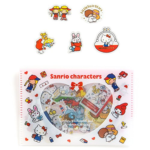 70s Tv Shows Costume Ideas (Sanrio Sanrio Characters Case seal '70s From Japan New)