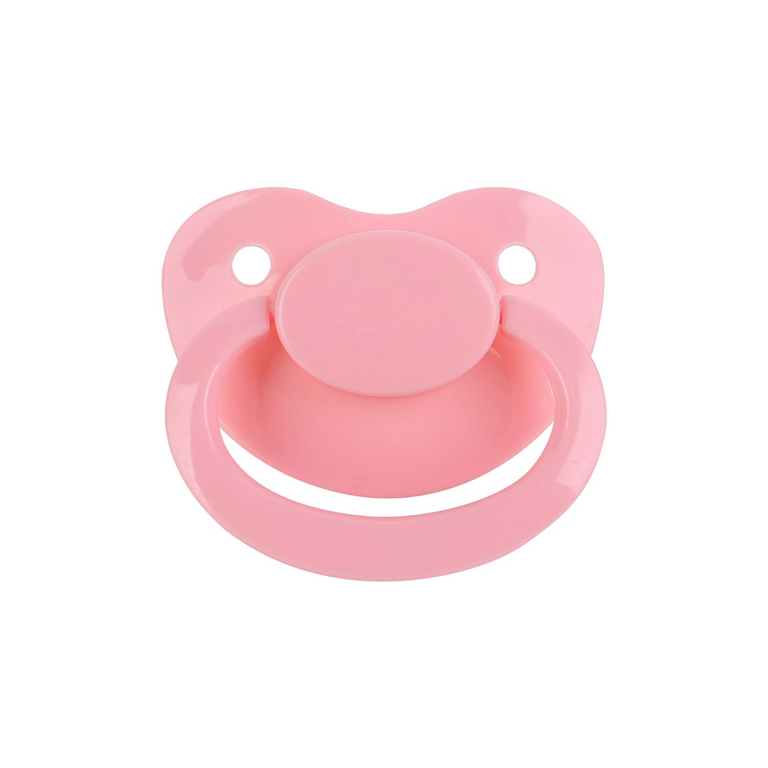 Amazon.com : Ten@Night DDLG Silicone Adult Baby Pacifier ABDL (Pink) : Baby