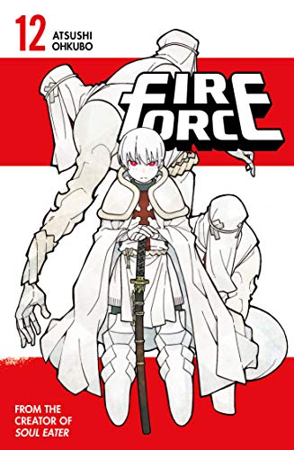 Top 10 recommendation fire force 12 2019