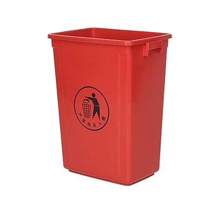 Amazoncom Outdoor Recycling Bin Ultra Thin Trash Can Kitchen Trash