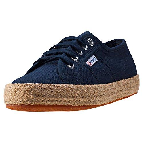 Superga 2750 Cotropew - Zapatillas Mujer Blue