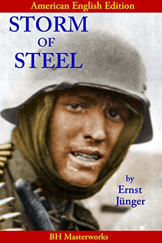 Storm of Steel, New Translation in American-English