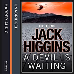 A Devil Is Waiting Audiobook