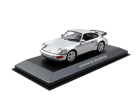Minichamps – Maqueta de Porsche 911/964 Turbo – 1990 (Escala 1/43