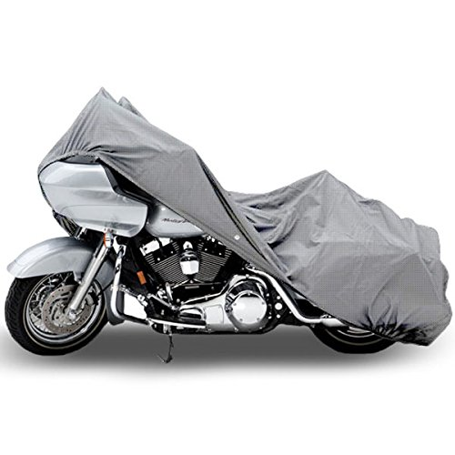 Street glide accessories amazon motorcycle bike 4 layer storage cover heavy duty for harley street glide fandeluxe Images