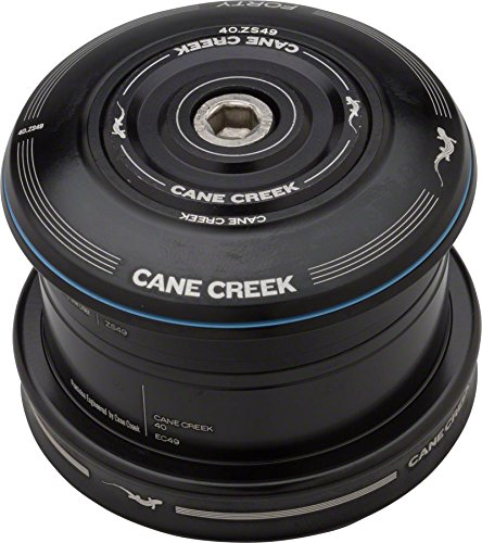 Cane Creek 40 ZS49/28.6 EC49/40 Headset, Black
