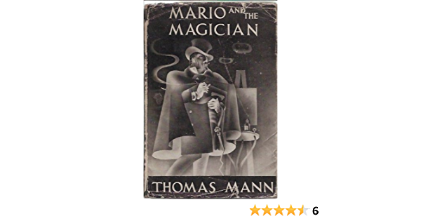 Download Mario And The Magician By Thomas Mann