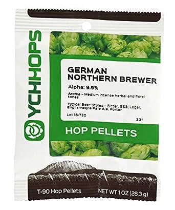 Amazon.com: homebrewstuff Brewer lúpulo del Norte – 1 oz ...