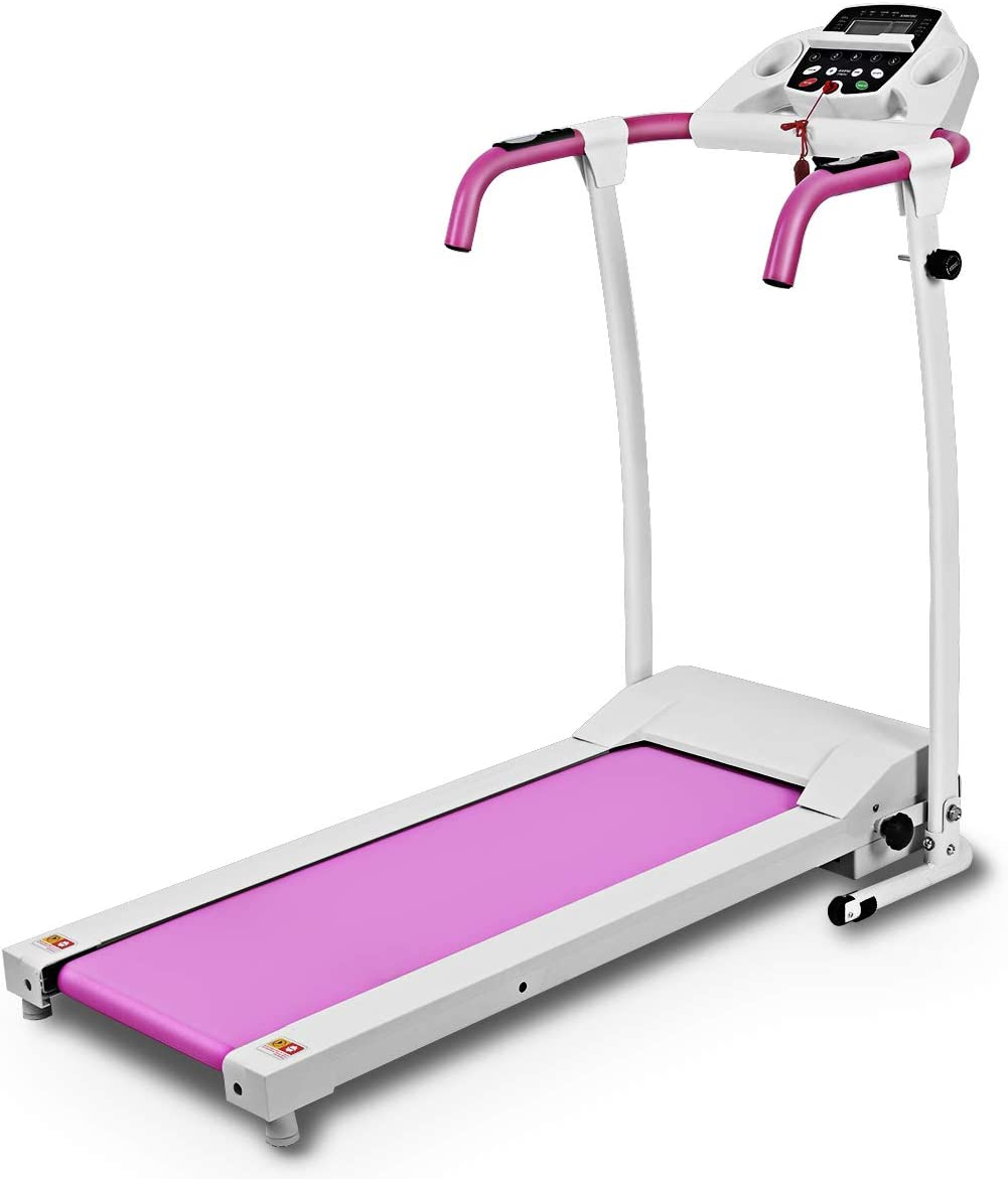 Goplus Folding Treadmill Electric Motorized Power Fitness Running Machine