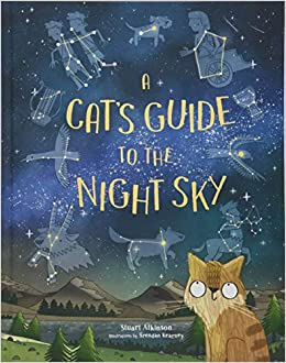 Image result for a cats guide to the night sky