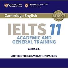 Cambridge IELTS 11 Audio CD: Authentic Examination Papers