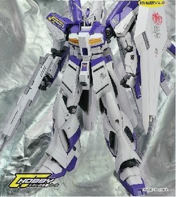 Model Building Diorama Kits Metal Vernier MG Hi-ƒË Gundam
