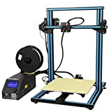 Creality CR-10S 3D Printer with Filament Monitor, Extended Cables and Dual Z axis T Screw Rods 300x300x400mm
