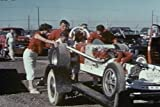 1958 Hot Rod Magazine Car Show Documentary with Drag Racing, Muscle Cars & Street Racers Footage