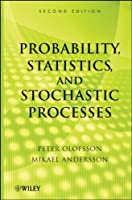 Probability, Statistics, and Stochastic Processes, 2nd Edition Front Cover