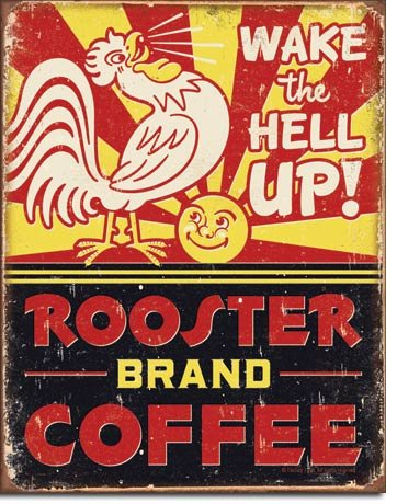 (The Finest Website Inc... New Rooster Brand Coffee 16