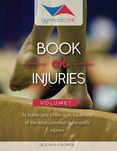 Gymnast Care Book Injuries gymnastics product image