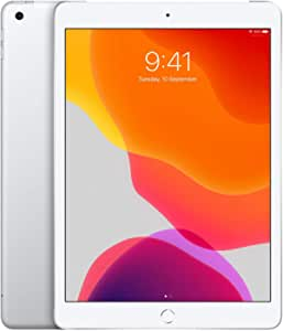 Apple iPad 7th Generation WiFi+Cellular 32GB Silver RRP $729 MW6C2X/A []