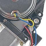 Front Left Driver Side Power Window Lift Motor