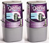 Litter Genie 2-Pack Cat Litter Genie and Disposal System, My Pet Supplies