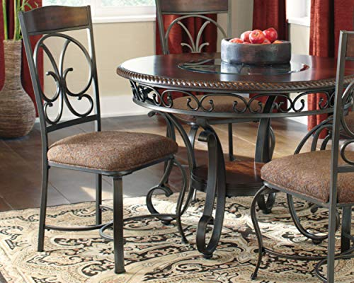 home, kitchen, furniture, kitchen, dining room furniture,  chairs 11 discount Signature Design by Ashley - Glambrey Dining Room Chair deals