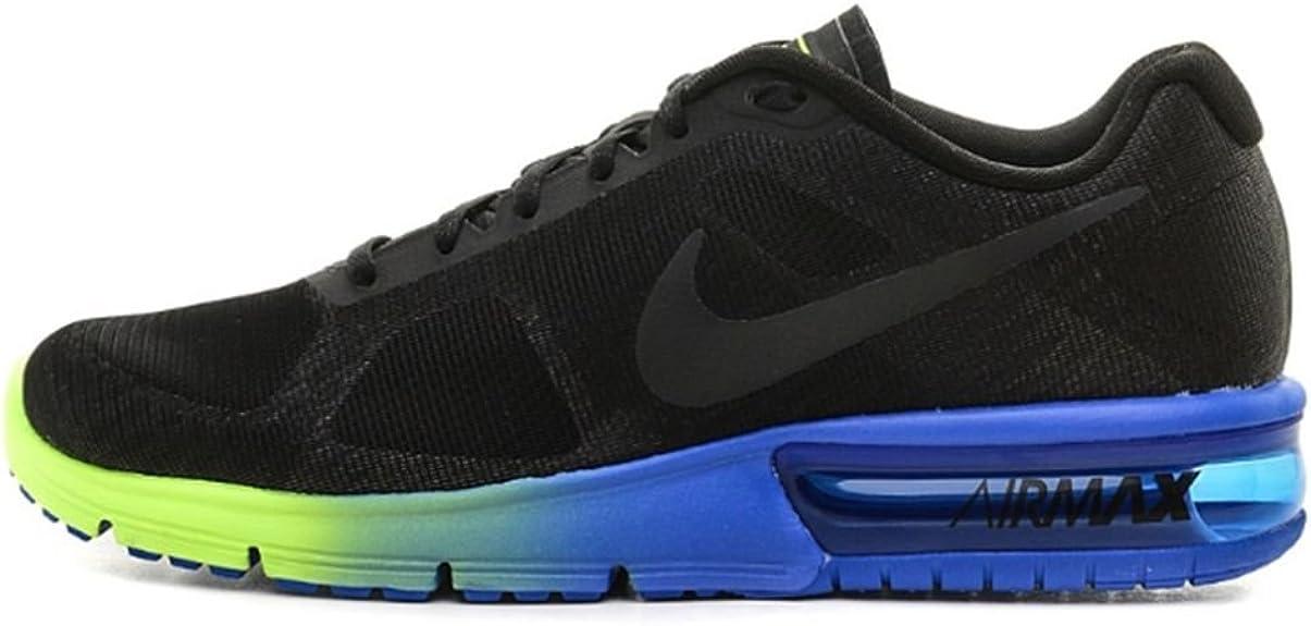 Nike 719912-015, Zapatillas de Trail Running para Hombre, Negro (Black/Anthracite-Hyper Cobalt), 44 EU: Amazon.es: Zapatos y complementos