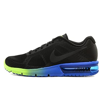 amazon com nike men air max sequent running shoes road running