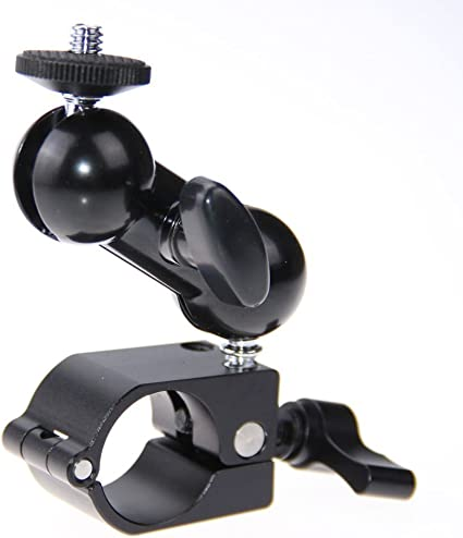 Camvate 25 Mm Monitor Befestigungsbügel Articulated Mit Kamera