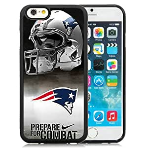 Hot Sale And Popular iPhone 6 4.7 Inch TPU Case Designed With New England Patriots iPhone 6 Phone Case