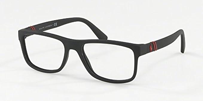 Occhiali da Vista Polo Ralph Lauren PH 2184 MATTE BLACK uomo rPiwnYQ