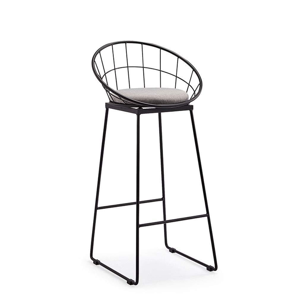 Outstanding Amazon Com Metal Bar Stool Unadjustable Height Bar Stool Customarchery Wood Chair Design Ideas Customarcherynet