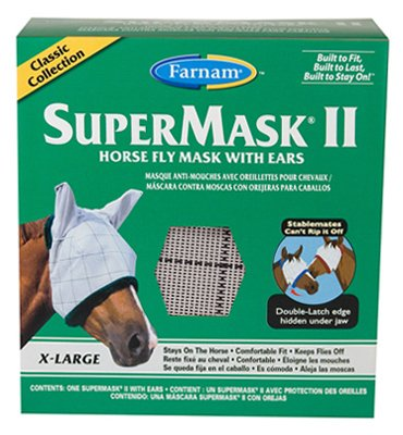 Amazon.com: Central Garden & Pet 100504653 SuperMask II Horse Fly ...