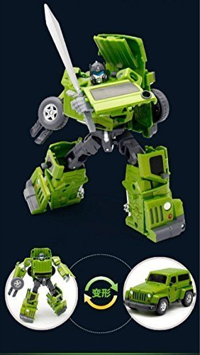 Autobot Blaster Costume (STERLING W8001 Autobot Green Hunting Fly New)