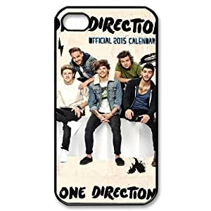 One Direction Custom 2D Phone Case for Iphone 4,4S at DLLPhoneCase ( DLL482599 )