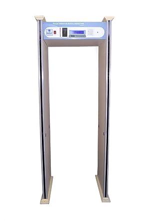 Door Frame Metal Detector / Metal Detector Gate / Security Metal ...