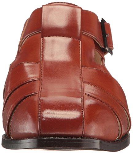 Adams Cognac Fisherman Calisto Men's Sandal Stacy Az0dA